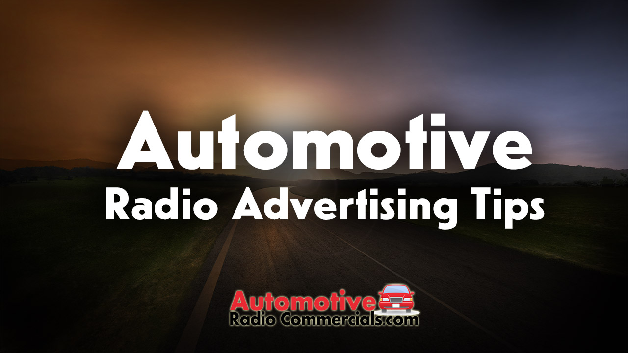 radio advertising That's radio advertising at work  in radio advertising, there are numerous types  of commercials that an advertiser  basics of selling for.